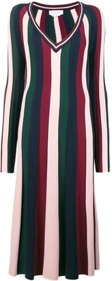 Gabriela Hearst Striped Dress