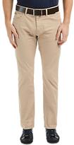Hugo Boss Boss Green C-maine1-2-20 Straight Stretch Jeans, Light Beige