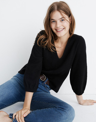 Madewell Full-Sleeve Top
