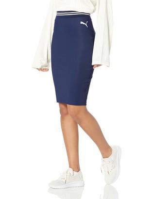 Puma Women's Fenty Varsity Pencil Skirt