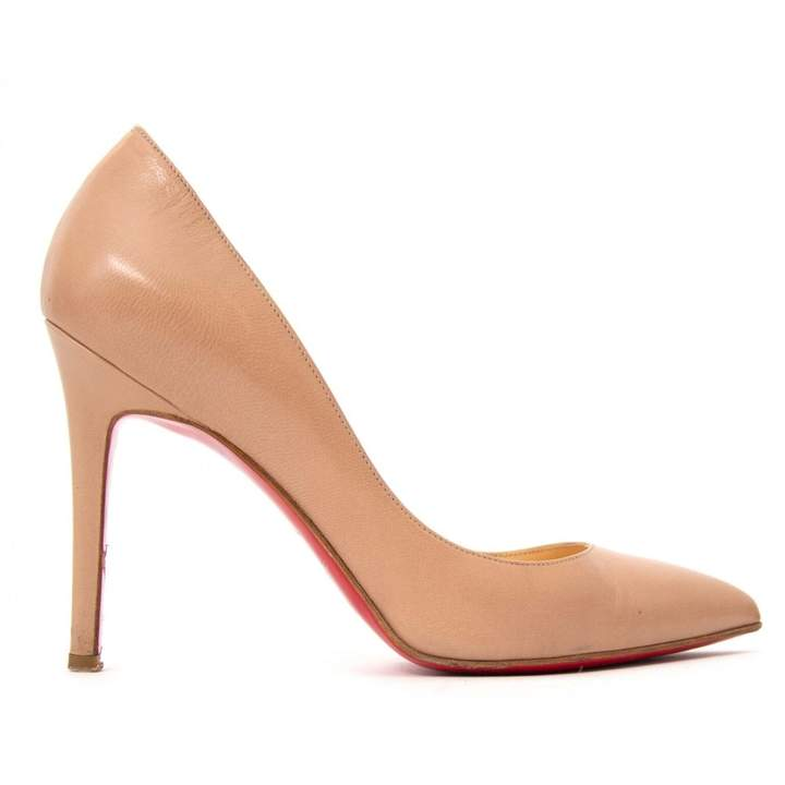 Christian Louboutin Pigalle patent leather heels