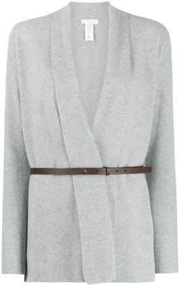 Fabiana Filippi belted wrap-around cardigan