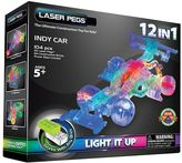 Laser Pegs Indy Car Construction Kit