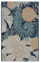 Outdoor Rug - Woodcut Floral - Threshold