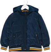Levi's Kids padded hooded jacket