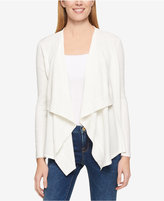 Tommy Hilfiger Draped Cardigan, Only at Macy's