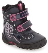 Geox Toddler Girl's 'Gulp' Waterproof Boot