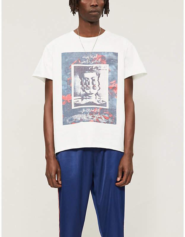 fa026b39a Raw Hem T-shirt Men - ShopStyle