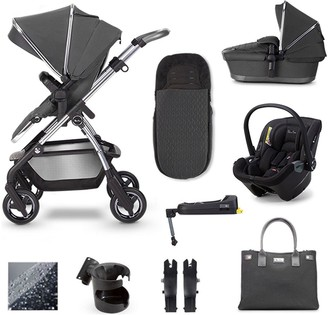 Silver Cross Wayfarer Travel System Dream iSize & Base Bundle