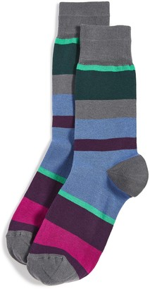 Paul Smith Oasis Stripes Socks