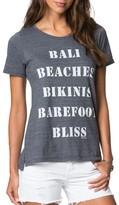 O'Neill Women's Bali Bliss Tee