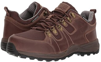 DREW Canyon (Black Leather) Men's Shoes