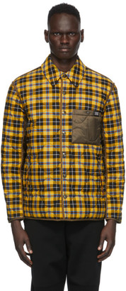 Burberry Yellow Charfield Jacket