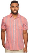 HUF Strummer Short Sleeve Shirt Men's Short Sleeve Button Up