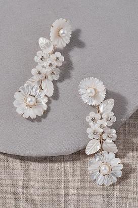 Anthropologie Nicola Bathie Kember Earrings By in Gold