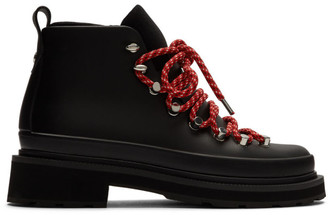 Rag & Bone Black Compass Rain Boots
