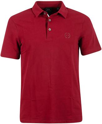Armani Collezioni Logo Polo Shirt