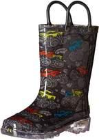 Western Chief Boys Light-Up Rain Boot