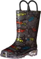 Western Chief Monster Truck Light up Rain Boots