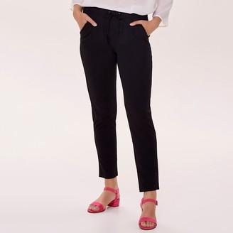 Jacqueline De Yong Elastic Waist Trousers
