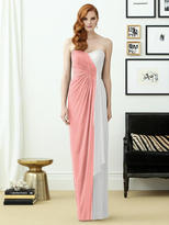 Dessy Collection 2956S Dress In Apricot