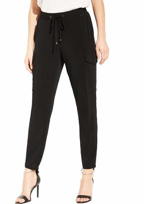 Comma Women's 8t.005.76.2794 Hose 7/8 Trouser