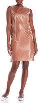 Marni Shiny Cotton Dress