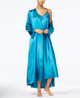 Thalia Sodi Lace-Trimmed Wrap Robe, Created for Macy's