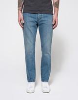 Ami Slim Fit 5 Pocket Jeans