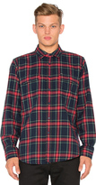 Obey Highland Button Down