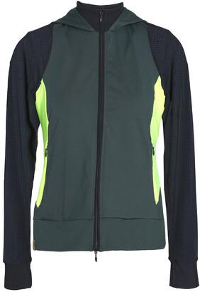 Monreal London Paneled Stretch Hooded Jacket