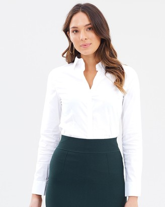 SABA Lottie Fitted Shirt