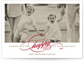 Minted HAPPY Christmas Photo Cards