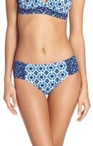 Tommy Bahama Women's Shibori Hipster Bikini Bottoms