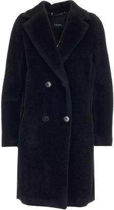 'S Max Mara Double-Breasted Coat