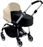 Bugaboo Bee3 Stroller & Bassinet - Off White - Black - Aluminum by