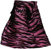 Kenzo Tiger Stripes Skirt