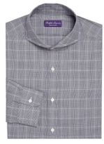 Ralph Lauren Regular-Fit Keaton Plaid Dress Shirt