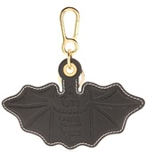Loewe Bat-embossed leather key ring