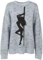Alexander Wang Pole Dancer Sweater