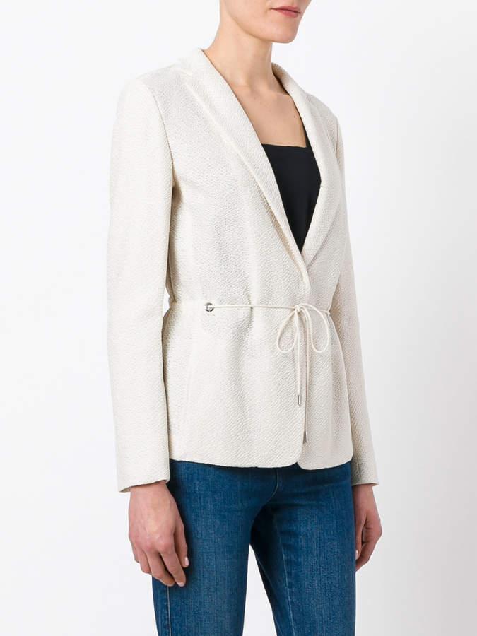 Fabiana Filippi cotton blazer