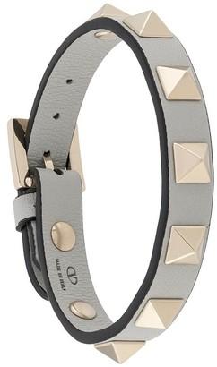 Valentino Rockstud buckle bracelet
