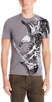 Just Cavalli Men's Eagle Short Sleeve T-Shirt