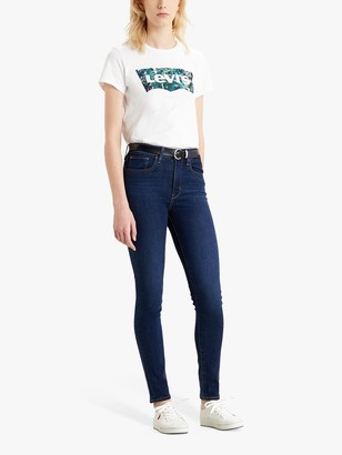 Levi's 721 High Rise Skinny Jeans, Bogota Feels