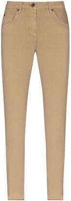 Brunello Cucinelli Cropped Skinny Jeans