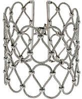 Alor Stainless Steel Large Openwork Bracelet
