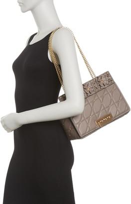 ZAC Zac Posen Earthette Jumbo Soft Chain Shoulder Bag