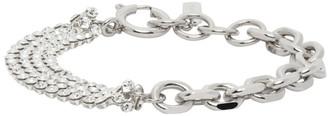 Justine Clenquet Silver Shanon Bracelet