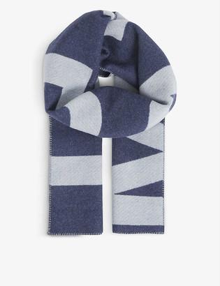 Isabel Marant Loli wool-blend scarf