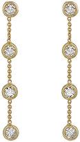 Jennifer Meyer Women's White Diamond Long-Drop Earrings